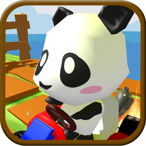 panda-brakes-cartoon-of-puppy-racing-and-running-downhill-for-kids-game