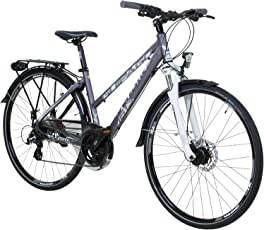 Whistle 28 Zoll Trekkingrad Crossrad Damenrad 24 Gang 44 cm oder 49 cm