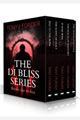 The DI Bliss Series: books one to five Kindle Edition