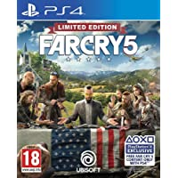 Far Cry 5 Limited Edition (Exclusive to Amazon.co.uk) (PS4)