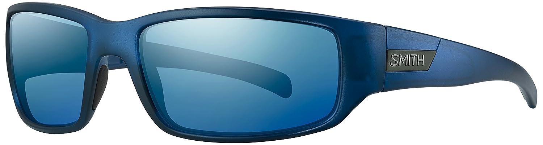 SMITH Prospect/N Lunettes de Soleil Homme Blue Blazer Mat/Blue Mirror okMsijxA