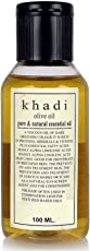 Khadi Natural Olive Oil, 100ml