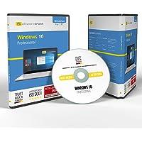 Windows 10 Professional Pro - 32/64bit - deutsch - Lizenzunterlagen per E-Mail - inkl. aller Updates - DVD Box…