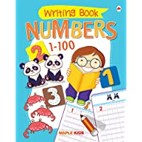 Numbers Writing Book 1-100 (Practice)