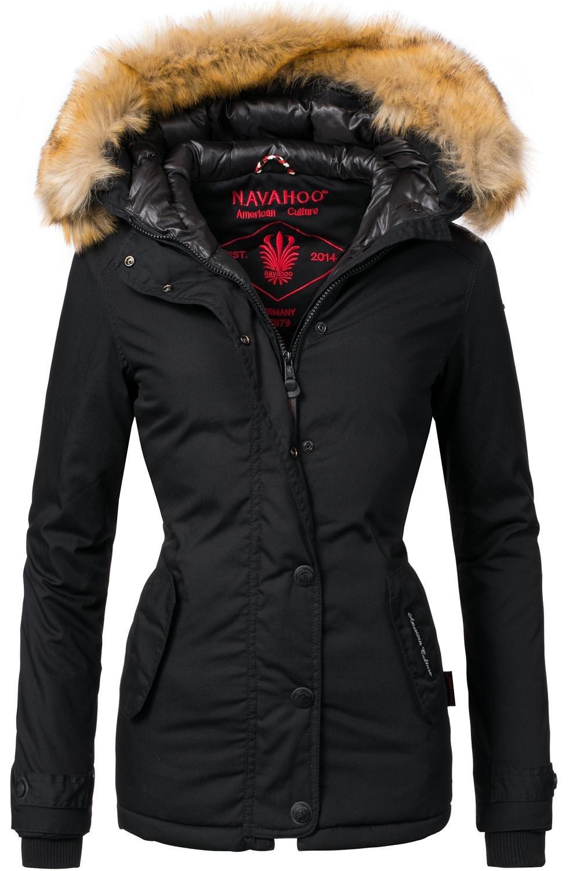 Navahoo Damen Winter Jacke Winterparka Laura XS-XXL