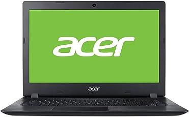 Acer A315-51 NX.GNPSI.002 15.6-inch Laptop (Core i3-6006U/4GB/500GB/Linux/Intel HD 520 Graphics), Black