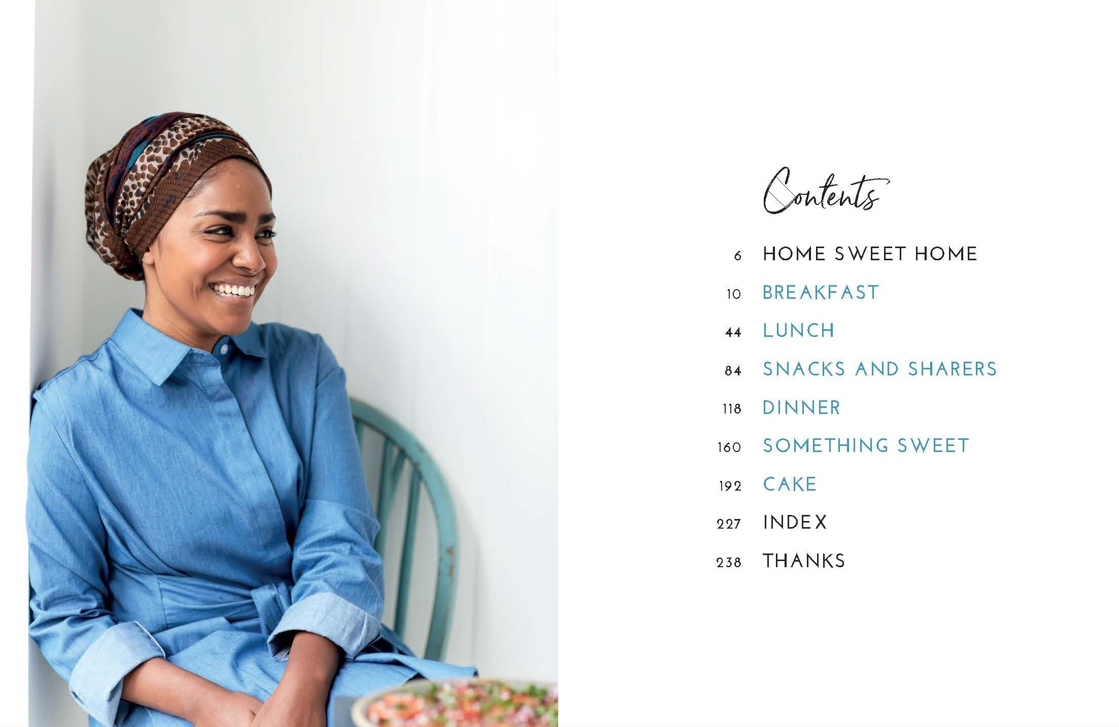 Nadiya's Family Favourites: Easy, beautiful and show-stopping recipes for every day from Nadiya's BBC TV series 4
