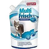 Beaphar Brisa Fresca y mullida, neutralizador de olores para Gatos   Prolonga la Durabilidad de la Arena para Gatos   Aroma a