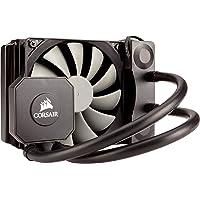 Corsair Hydro CW-9060028-WW All-in-One Liquid CPU Cooler (Black)