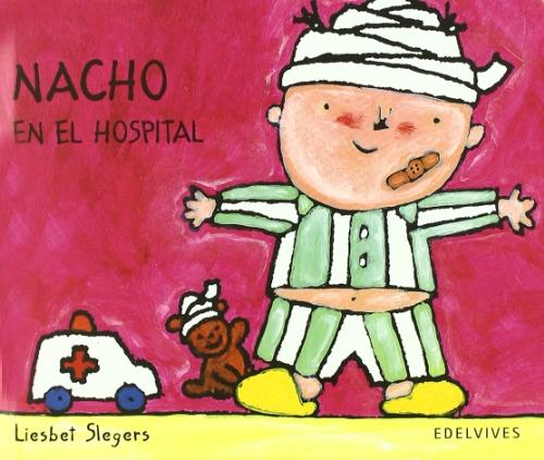 Nacho en el hospital por Liesbet Slegers