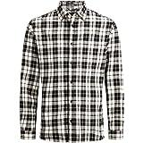 Jack & Jones Jorjake Shirt LS Org Camisa Casual para Hombre
