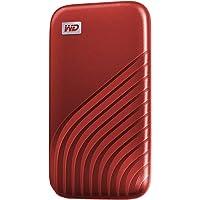 WD My Passport SSD 1 TB externe SSD (externe Festplatte mit SSD Technologie, NVMe-Technologie, USB-C und USB 3.2 Gen-2…