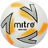Mitre Impel Plus Balón de Fútbol de Entrenamiento, Unisex Adulto