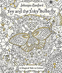 Ivy and the Inky Butterfly (Colouring Books)