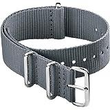 Archer Watch Straps - Klassieke Nylon NATO Banden   Keuze uit Kleur en Maat (18mm, 20mm, 22mm, 24mm)