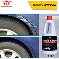 UE Elite Rubbing Compound Cleaner/Scratch Remover For All Vehicle, Quickly Removes Oxidation, Scratches & Stains - 1…