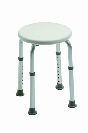Drive DeVilbiss Healthcare Rounded Bath / Shower Stool: Amazon.co ...