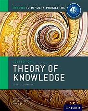 Oxford IB Diploma Programme: Ib course book: theory knowledge. Per le Scuole superiori. Con espansione online