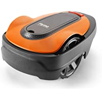 Flymo EasiLife 350 Mähroboter, schneidet bis zu 350 m² Ultra leise Mähen, gepflegter Rasen, Bluetooth…