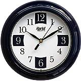Ajanta Plastic Wall Clock (172 cm x 172 cm x 32 cm, 2187 - Blue)