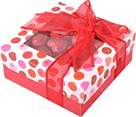 V Golden Heart Happy Birthday Gift for Assorted Chocolate (C49)