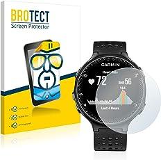 Brotect Garmin Forerunner 235 Pellicola Protettiva [2 Pack] Protezione Proteggi Schermo Transparente