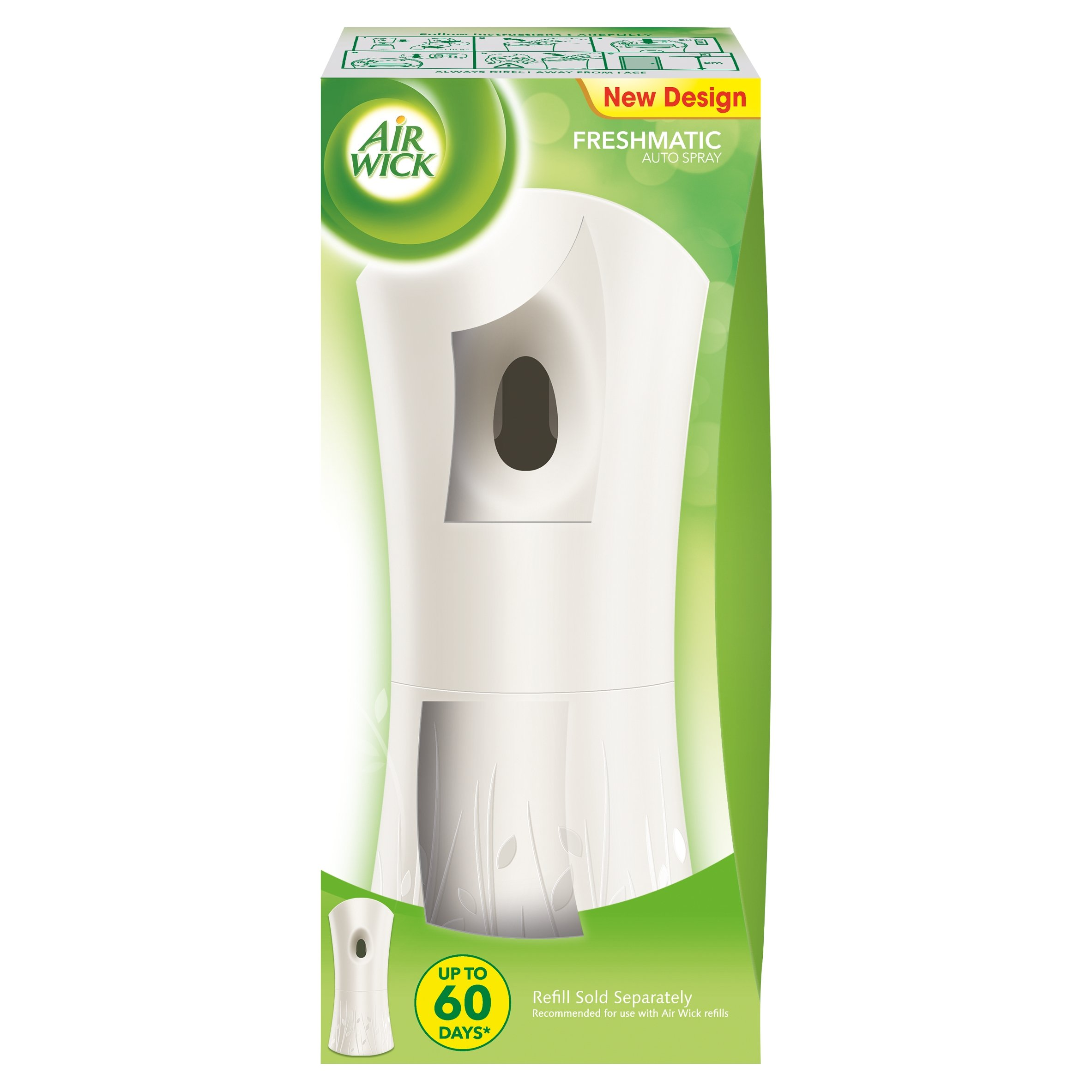 Air Wick Freshmatic Automatic Spray Air Freshener Dispenser. Air Wick Freshmatic Refills Automatic Spray, Woodland Mystique, 4ct. by Air Wick. $ $ 19 99 ( days) FREE Shipping on eligible orders. out of 5 stars 7. Product Features Refills for use in Air Wick Freshmatic Automatic Spray gadgets.