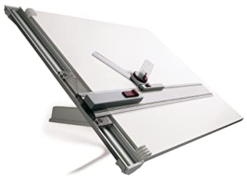 rotring s0213920 drawing table a2 size greywhite