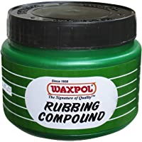 Waxpol Rubbing Compound Green (500g)