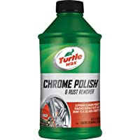 Turtle Wax Chrome Polish & Rust Remover