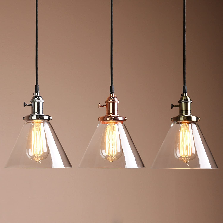 ee繧箘 modern vintage industrial edison glass shade loft coffee