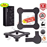 SAI BALAJI Fridge Stand/Washing Machine Stand Heavy Quality (Multi Purpose Stand) Grey Color SD:2