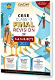 CBSE All Subjects Final Revision Book Class 10 Strictly For May 2021 Exam (Objective Maps + Case based Q + Sample Paper)