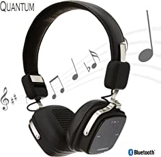 Chkokko Quantum Over Ear Wireless Bluetooth Headphones with Mic