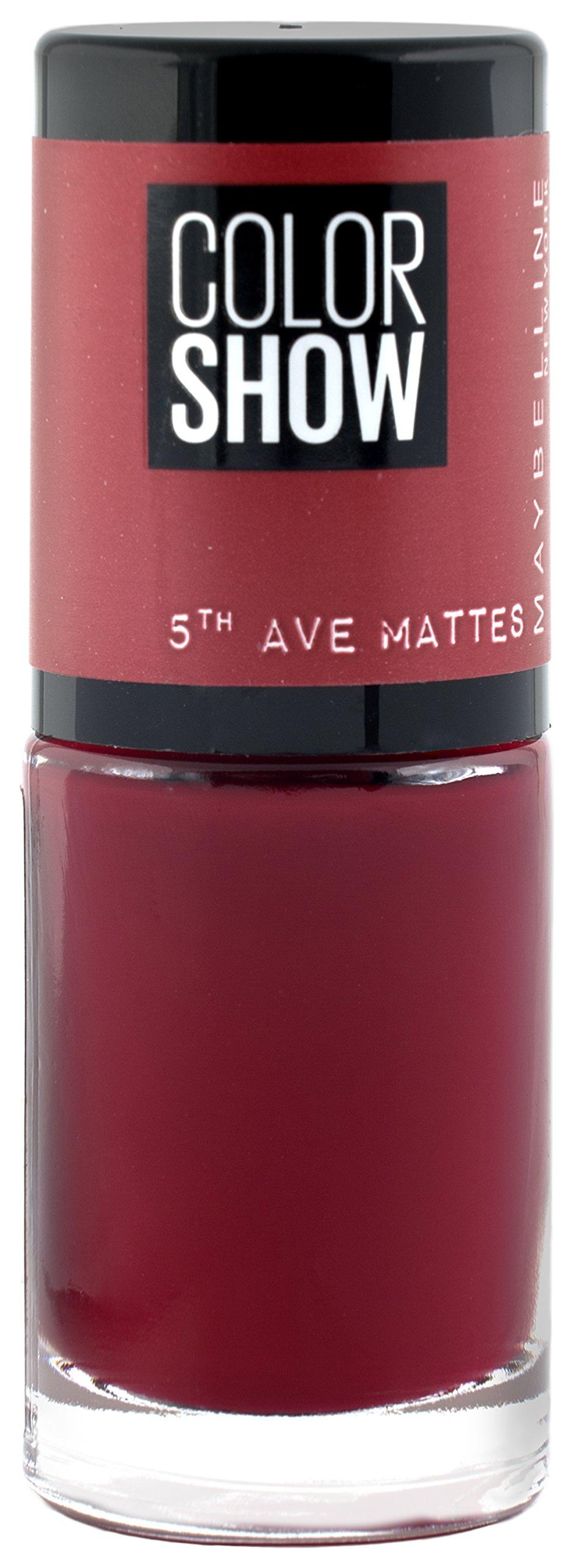 Maybelline, Esmalte de uñas – 1 unidad