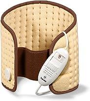 Beurer Abdominal Heating Pad HK 49, Cream and Brown