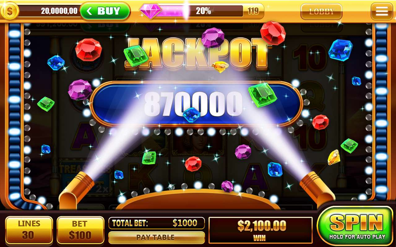 top free casino slot games