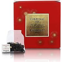 Pasticceria Passerini dal 1919 Christmas Tea, tè Nero di Natale Aromatizzato, 25 Filtri Cristal, 50 Grammi, Dammann…