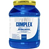 Yamamoto Nutrition Ultra Whey COMPLEX integratore alimentare per sportivi a base di proteine del siero di latte concentrate (