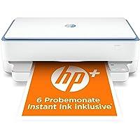 HP ENVY 6010e Multifunktionsdrucker (HP+, Drucker, Scanner, Kopierer, WLAN, Airprint) inklusive 6 Monate Instant Ink