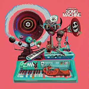 Gorillaz Presents Song Machine, Season 1 (Deluxe Edt. Softpak Limited Edt.)