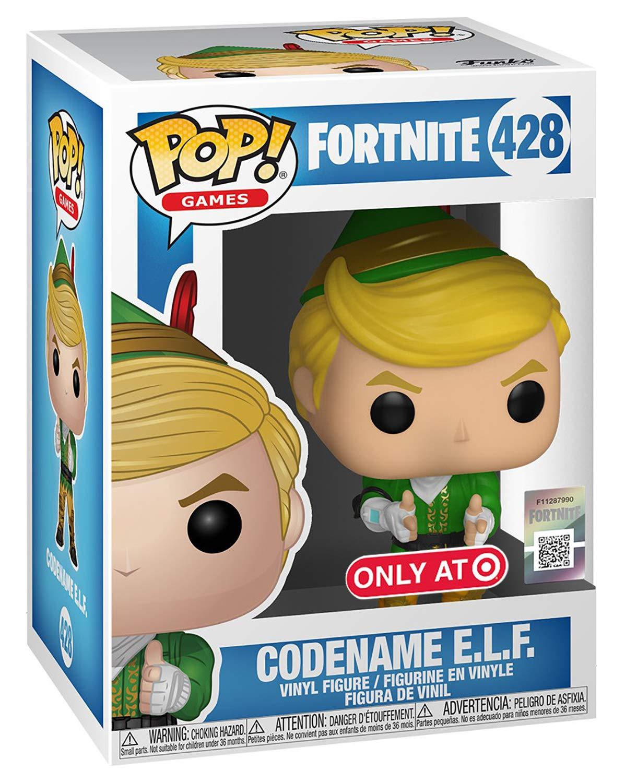 Funko Pop Codename E.L.F. (Fortnite 428) Funko Pop Fortnite