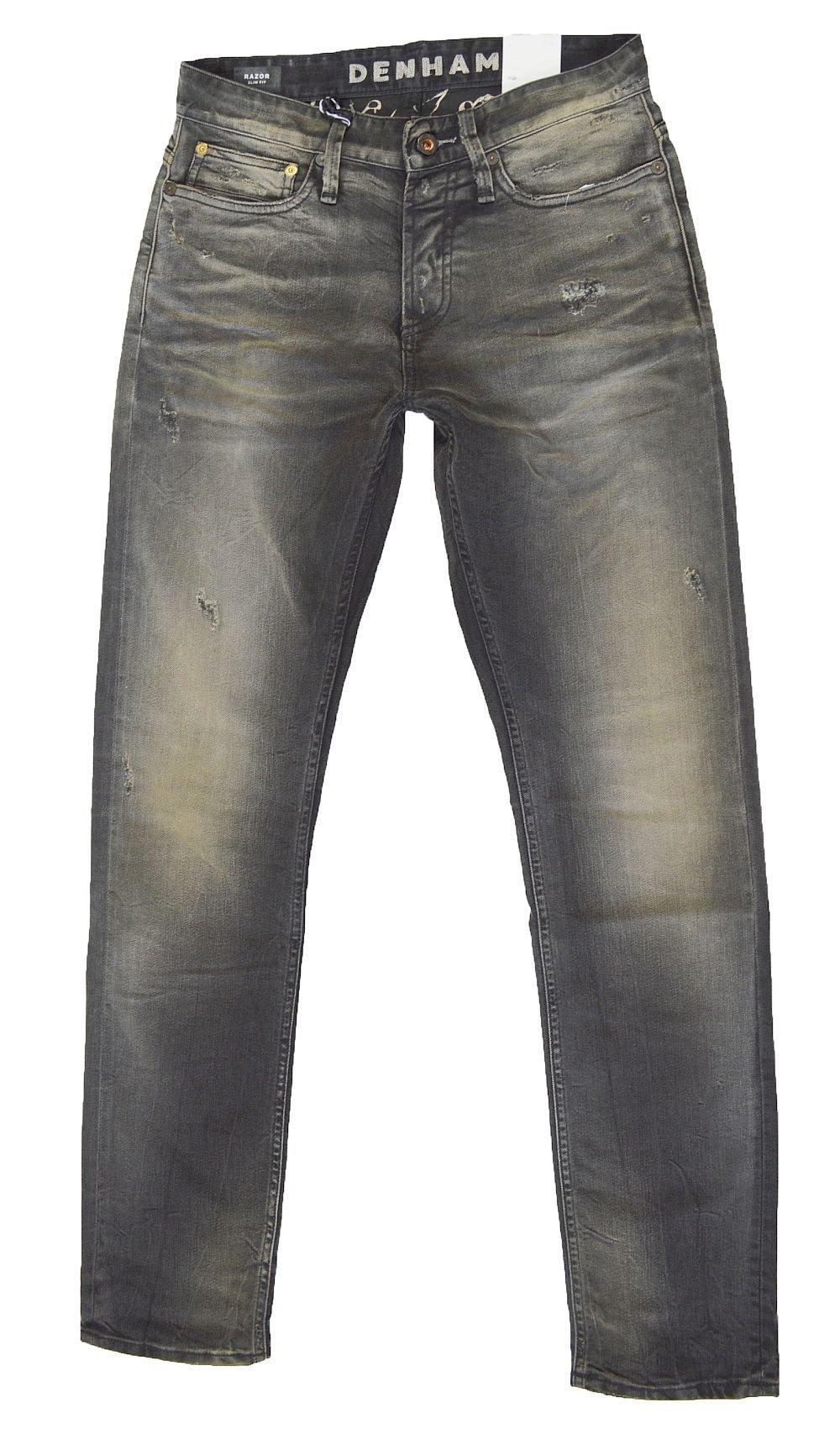 Denham Jeans – Zeitgemäße Schnitte, raffiniertes Design