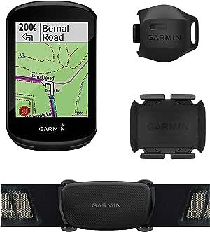 Garmin Edge 830 GPS Bundle Flame Rouge