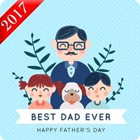 Vatertag Grußkarten 2017
