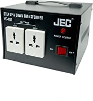 JEC Step Up and Down Transformer Voltage Converter-VC-827