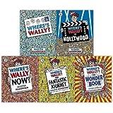 Where's Wally Bücher - 5 große Bilderbücher