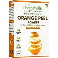 Herbalvilla Orange Peel Powder For Face Skin Whitening (200 Grams)
