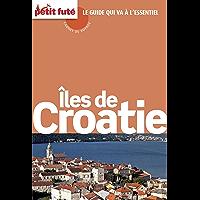Îles de Croatie 2015 Carnet Petit Futé (Carnet de voyage)