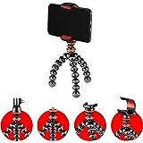 JOBY JB01571-BWW GorillaPod-startpaket, Flexibel Ministativ med Universell Smarttelefonklämma, för GoPro & Torch Mount, Upp T